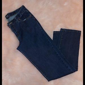 Sale 💰 girls dark wash Cherokee skinny jeans